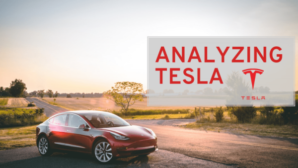 Looking Into the Financial Future of Tesla