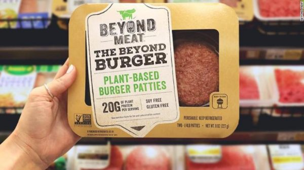 What the Future of Beyond Meat Looks Like